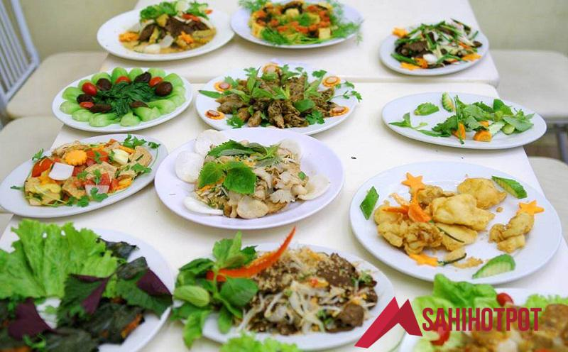 ăn chay ở đâu ngon Hà Nội