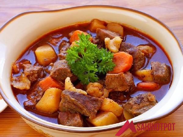 những món ngon từ thịt bò