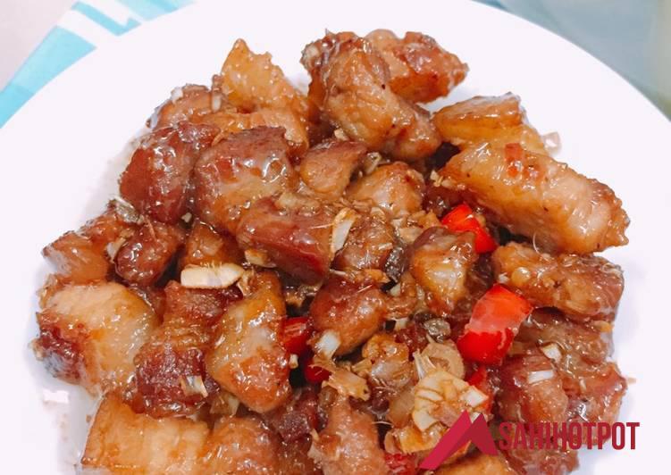 món ngon từ thịt lợn nạc