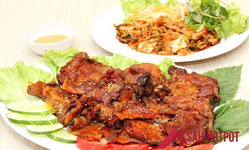 10 món ngon từ thịt lợn