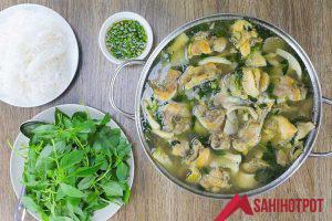 Tìm hiểu công dụng của cây é và cách nấu lẩu gà lá é ngon