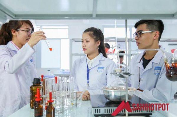 Mức lương của ngành Xét nghiệm y học