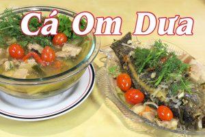 Cách làm cá Rô Phi om dưa chuẩn cơm mẹ nấu