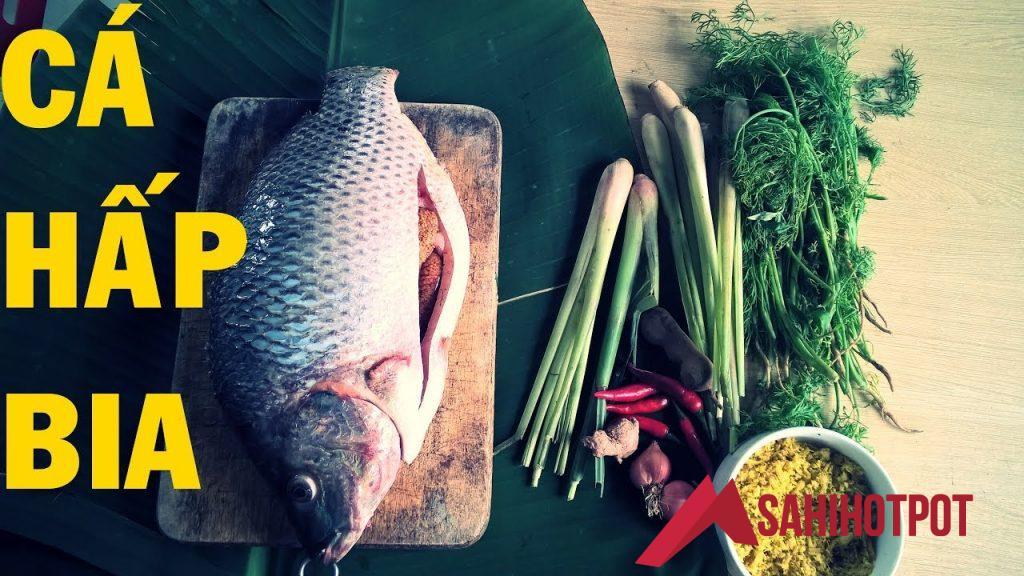 Cách làm cá rô phi hấp bia đơn giản mà ngon xuất sắc