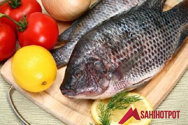 Thành phần dinh dưỡng trong cá rô
